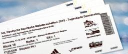 Tickets zur DKM 2018