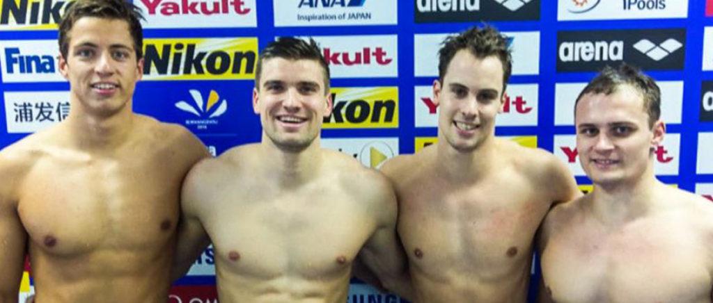 Kurzbahn-Weltmeisterschaften in Hangzhou / Drei Deutsche Rekorde / Kusch verpasst Bronze nur um zwei Hundertstelsekunden