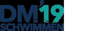 Logo 131. Deutsche Meisterschaften Schwimmen 2019