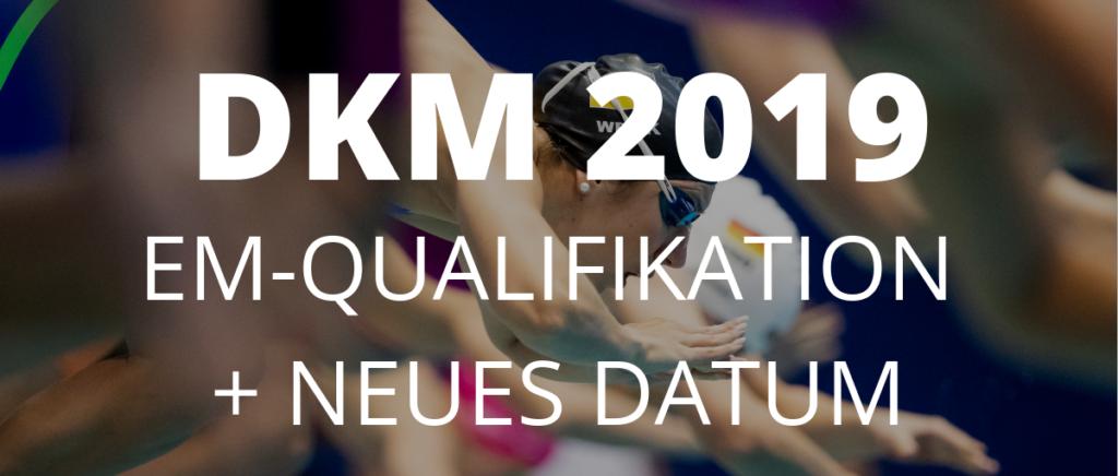 Terminänderung DKM Schwimmen