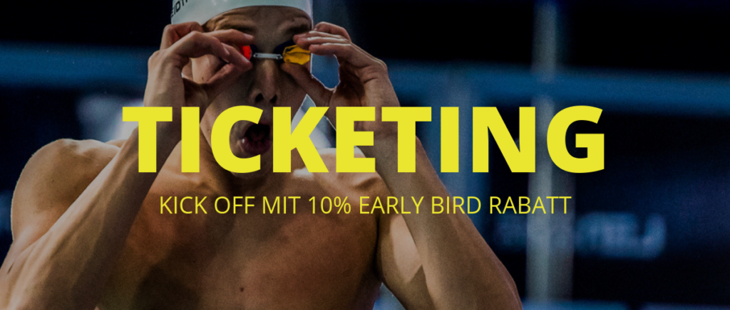 Kick Off: Ticketing mit 10% Rabatt
