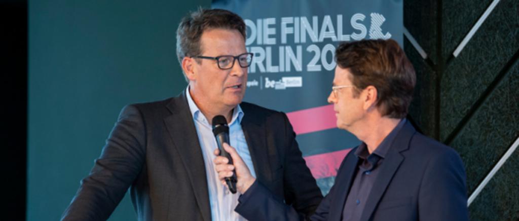 Ein Hauch von Olympia: das TV-Konzept zu den Finals in Berlin