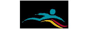 Logo Int. Deutsche Kurzbahn-Meisterschaften Schwimmen 2019