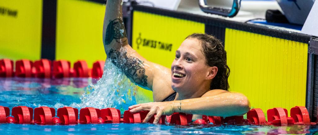 DKM-Tag 3: Weltrekord für Sarah Köhler über 1500m Freistil – Wellbrock mit deutscher Bestleistung