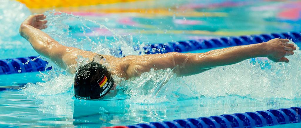 Die Ausschreibung der DM Schwimmen 2020 ist online
