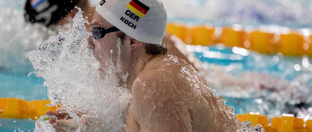 Marco Koch knackt als Erster die Olympianorm für Tokio 2020
