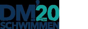 Logo Deutsche Meisterschaften Schwimmen 2020