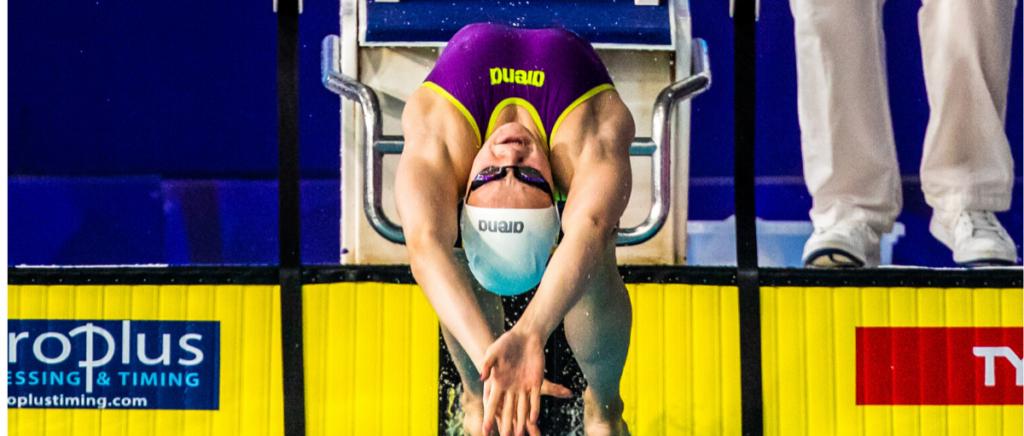 Auch Laura Riedemann erfüllt die Olympia-Norm für Tokio