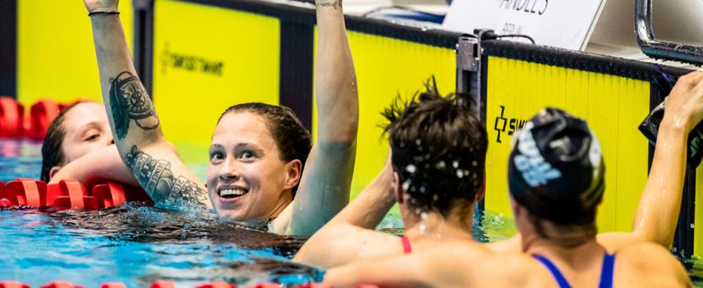 Sarah Köhler und Florian Wellbrock buchen Olympia-Ticket für Tokio