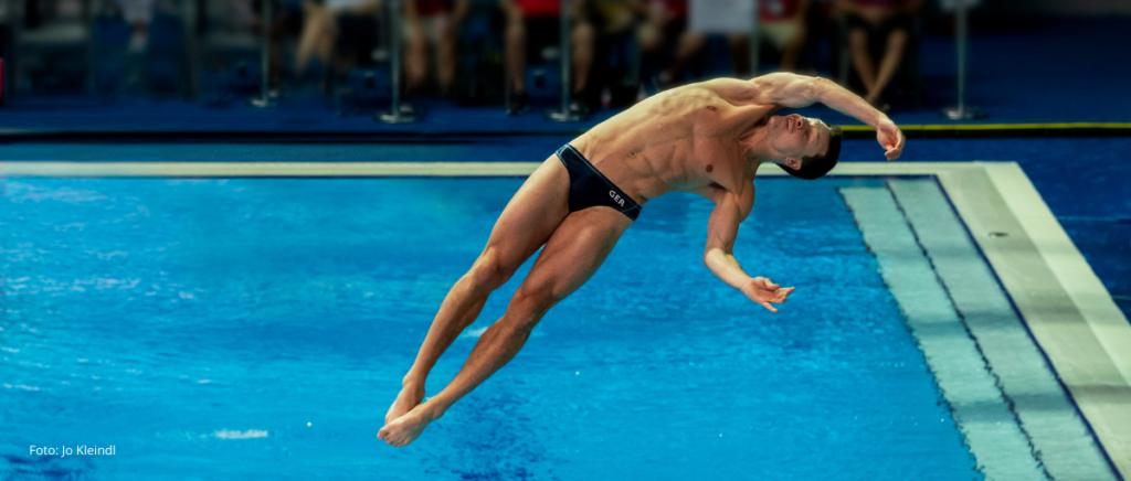 """DM im Wasserspringen erstmals im Rahmen von """"DIE FINALS 2021"""""""