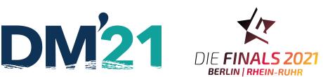 Logo Deutsche Meisterschaften 2021
