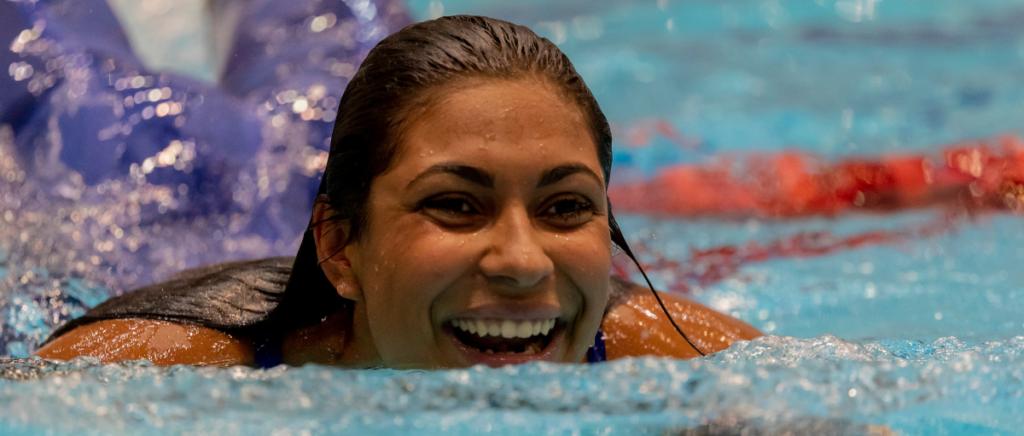 Zweiter Rekord für Anna Elendt bei den Deutschen Meisterschaften